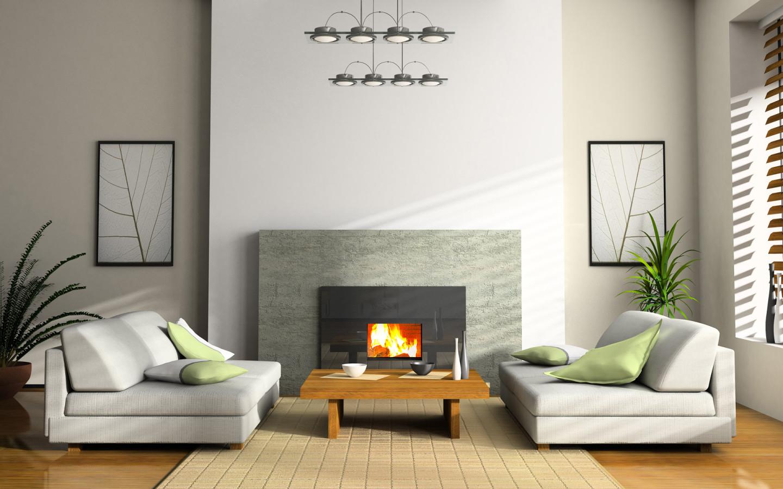 decoracin de interiores ideas con plantas espejos y ms - Decoracion Interiores