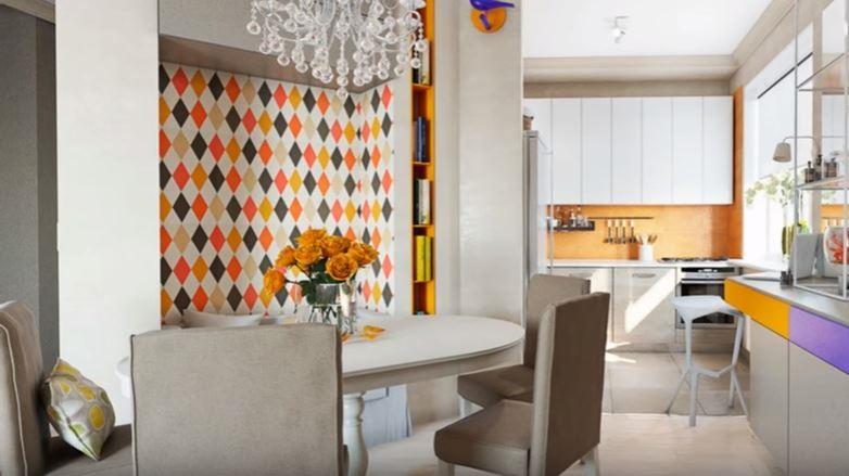 Como decorar un comedor peque o con poco dinero for Decoracion para espacios pequenos salas